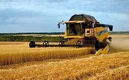 В области завершают сбор ранних зерновых культур