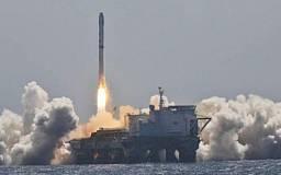 Днепропетровская ракета успешно вывела на орбиту европейский спутник