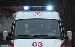 В Кривом Роге 21-летний парень по глупости выпал с 8-го этажа