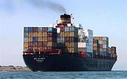 Украина по экспорту товаров ушла в минус на 12,8 млрд долларов