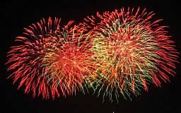 Запуск фейерверков разрешен только на Новый год и Рождество