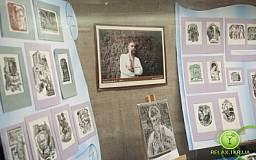 В криворожском краеведческом музее открылась выставка экслибрисов Бориса Куновского