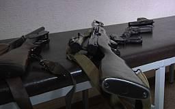 Милиция Днепропетровска «прикрыла» бордель и изъяла огнестрельное оружие