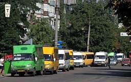 ГАИ Днепропетровской области проверит маршрутчиков
