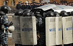 Милиция продолжает вооружаться перед выборами