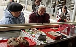 В Украине увеличилось количество людей, страдающих от недоедания