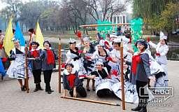 В Кривом Роге открыли рекреационную зону на реке Старая Саксагань