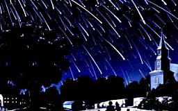 Кривой Рог станет свидетелем «звездного дождя»