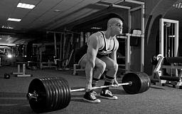 Криворожский спортсмен установил мировой рекорд