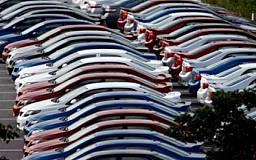 Украинцы стали реже покупать дорогие автомобили