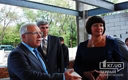Кривой Рог посетила первый заместитель Главы Администрации Президента - Ирина Акимова