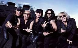 Заключительный концерт «Scorpions» пройдет в Днепропетровске