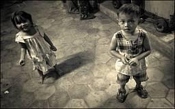 Криворожанка заставляла своих детей просить милостыню у церкви