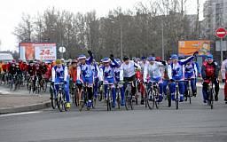 6 мая в Кривом Роге состоится велопробег ко Дню Победы
