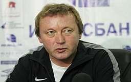 Бывший тренер львовских «Карпат» Владимир Шаран – замечен в Кривом Роге