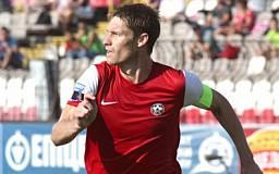 Виталий Лисицкий сыграл сотый матч в футболке «Кривбасса»