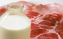 В Украине подорожало мясо и молоко