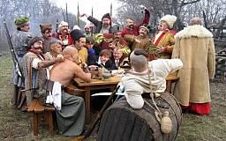 В Днепропетровской области снимут фильм о запорожских казаках