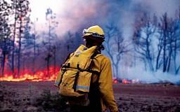 В области наивысший уровень пожарной опасности