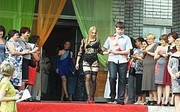Дмитрий Табачник разгневан нарядом павлоградской выпускницы (ВИДЕО)