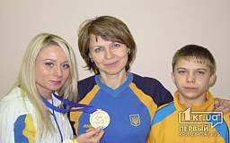 Акробатка из Кривого Рога завоевала «бронзу» на чемпионате Европы (ФОТО)