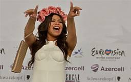 Гайтана представила Украину в финальном конкурсе «Евровидение-2012» (ВИДЕО)