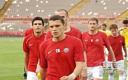 Футболисты «Кривбасса» сыграли за свои национальные сборные