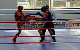 Криворожане завоевали призовые места на чемпионате области по таиландскому боксу