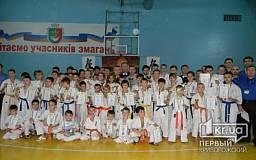 В Кривом Роге прошел открытый турнир по киокушин каратэ