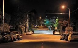 В Кривом Роге за последние два года установлено 5 тысяч натриевых фонарей