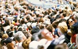 Население Украины вновь увеличивается