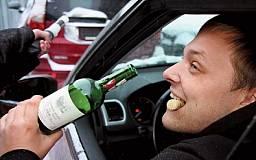 За сутки на дорогах области поймали 20 пьяных «шумахеров»