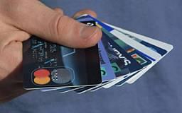 Украинцы стали меньше пользоваться «кредитками»