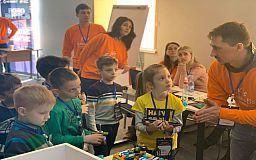 Змагання майбутнього: у Кривому Розі відбувся чемпіонат з робототехніки