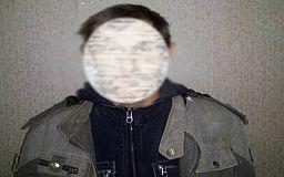Криворожанина, пытавшегося украсть в супермаркете товар на 300 гривен, задержали правоохранители
