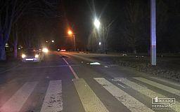 Водительнице Audi, подозреваемой в смертельном ДТП на «зебре» в Кривом Роге, продлили меру пресечения