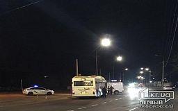 В результате ДТП с автобусом и микробусом пострадала криворожанка