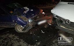 Правоохранители разыскивают свидетелей вечернего ДТП на Криворожской трассе