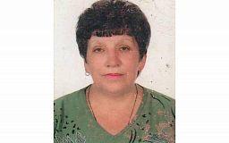 Полицейские разыскивают пожилую криворожанку, которая пропала в прошлом году