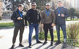 Спортсмены криворожского клуба «Барс» завоевали три золота на чемпионате Украины по кикбоксингу