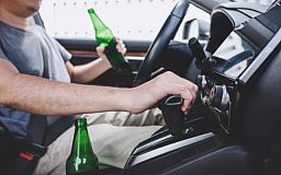 За выходные криворожские копы составили протоколы на 43 пьяных автомобилистов