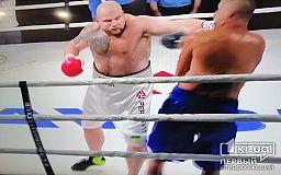 Криворожанин Игорь Шевадзуцкий нокаутировал соперника на второй минуте первого раунда боя