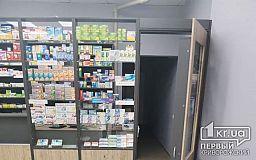 Криворожанин, который пытался украсть деньги в аптеке, попал в больницу