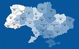 Где живут самые стойкие к коронавирусу украинцы – карта коллективного иммунитета