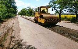 На трассе Кропивницкий – Кривой Рог – Запорожье стартовали ремонтные работы