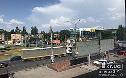 За неделю на дорогах Днепропетровской области остановили 70 перегруженных фур