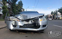 Криворожанка пострадала в результате ДТП на «Новинке»
