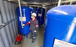 На Северном ГОКе установили современное компрессорное оборудование для обслуживания БелАЗов