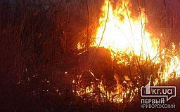 В Кривом Роге с начала года случилось 900 пожаров, 16 человек погибли