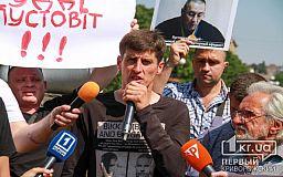 Я не рикша, я — грузовик: Александр Михалевич поблагодарил криворожан за поддержку